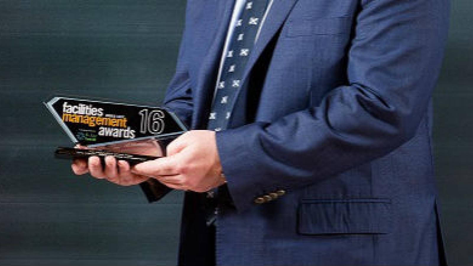 QBG Demonstrate Strength At Facilities Management Awards 2016